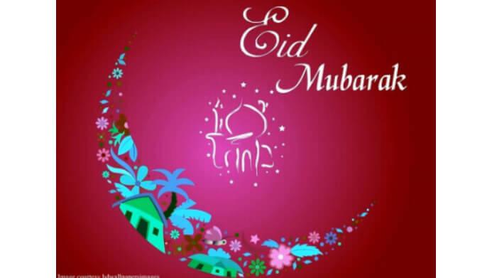 EID MUBARAK from SA International!