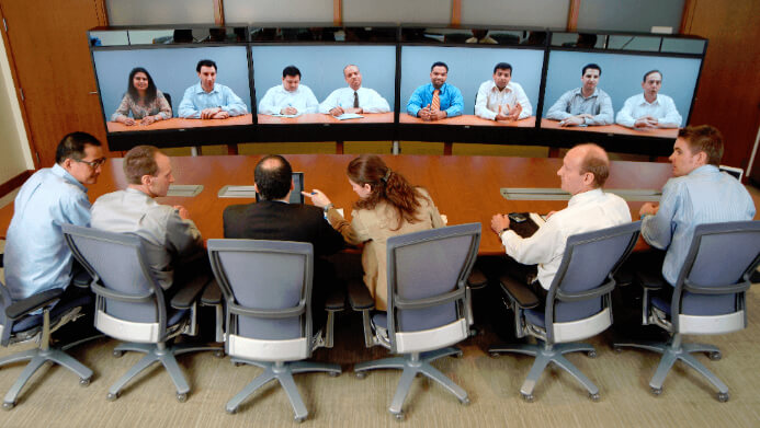 Interviewing Through Video Conferencing