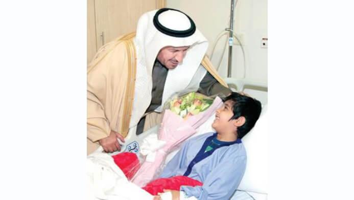 New Specialist Children's Hospital Opening in Riyadh