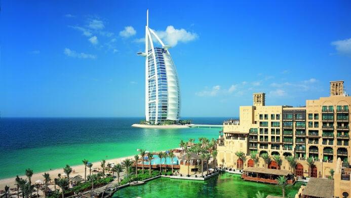 Working in Dubai, UAE