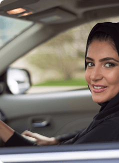 WOMEN DRIVERS ON SAUDI ROADS!