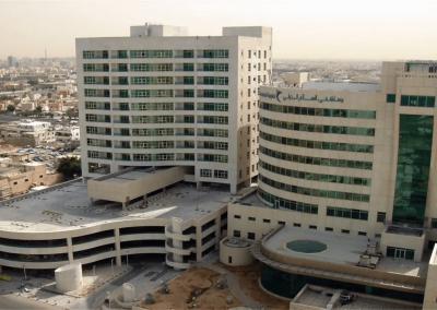 Al Salam Hospital, Kuwait